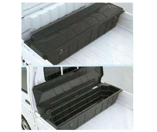 『キャリイ』 純正 DA16T デッキボックス パーツ スズキ純正部品 荷台 収納 carry オプション アクセサリー 用品