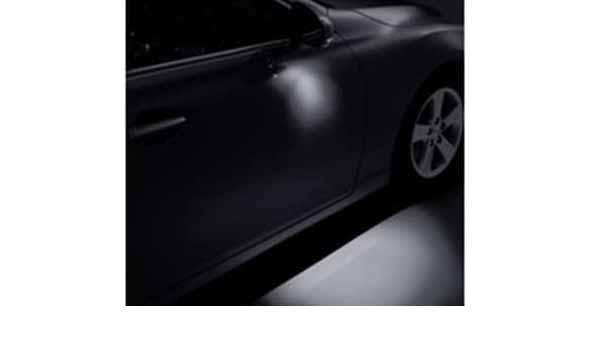 『マークX』 純正 GRX133 GRX130 GRX135 ウェルカムライト 運転席・助手席 パーツ トヨタ純正部品 イルミネーション 明かり 照明 markx オプション アクセサリー 用品