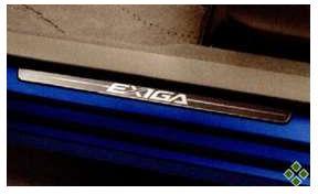 サイドシルプレートセット エクシーガ YA4 YA5