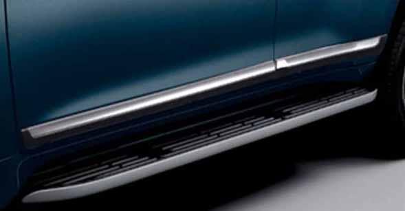 『ランドクルーザープラド』 純正 TRJ150 サイドモール パーツ トヨタ純正部品 landcruiser オプション アクセサリー 用品