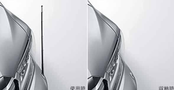 『アルファード』 純正 GGH30W フェンダーランプ 電動リモコン伸縮式(フロントオート) パーツ トヨタ純正部品 ポール フェンダーライト alphard オプション アクセサリー 用品