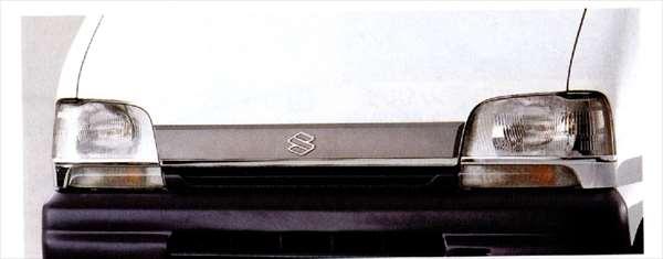 フロントフードガーニッシュ キャリイ DA63T
