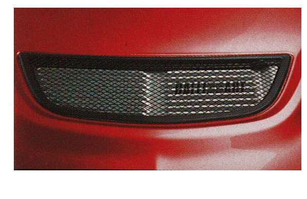 『ランサーエボリューション』 純正 GH-CT9A エンジンフード・フィンパネル パーツ 三菱純正部品 LANCER オプション アクセサリー 用品