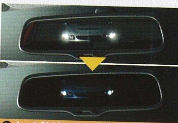 『ランサーエボリューションワゴン』 純正 CT9W オート防眩ルームミラー パーツ 三菱純正部品 LANCER オプション アクセサリー 用品