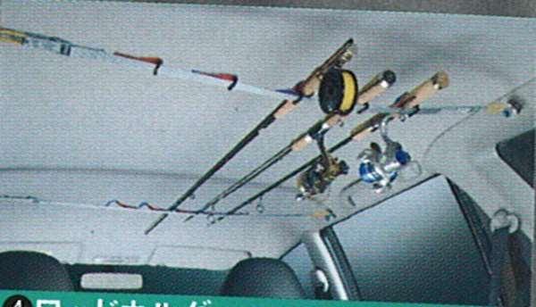 ロッドホルダー ランサーエボリューションワゴン CT9W