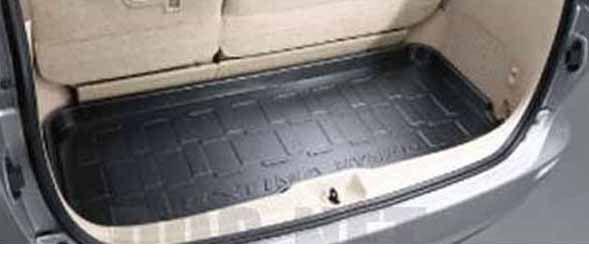 opol026 『エスティマハイブリッド』 純正 AHR20 ラゲージトレイ パーツ トヨタ純正部品 estima オプション アクセサリー 用品