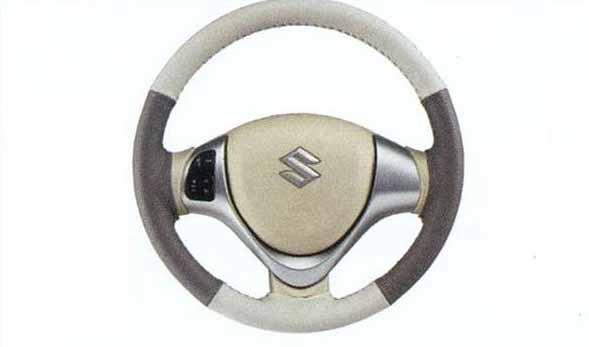 本皮ステアリングホイールカバー 99000-99034-T55 スペーシア MK32S