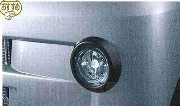 ハロゲンフォグランプ ※スイッチ&ハーネスキット別売り ハイゼットカーゴ S321 S331