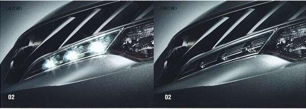 ハイパーLEDデイライト TJCH0 ムラーノ PNZ51 TNZ51 日産純正 murano パーツ 部品 オプション