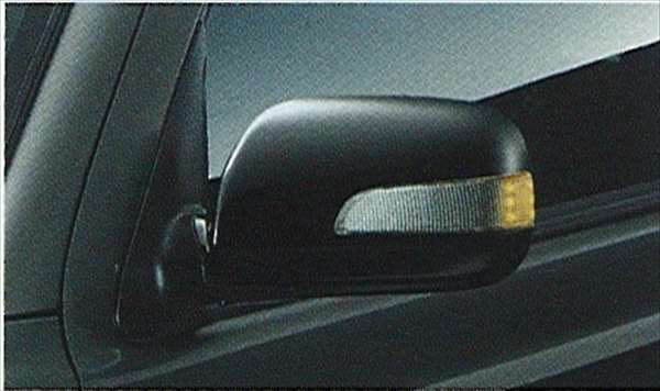 ターンランプ付電動格納式ドアミラー/レインクリアリング機能付き 08652-K1000-A0 coo M401
