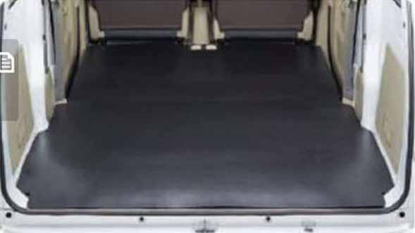 ラゲッジマット(硬質タイプ) エブリイワゴン DA17W スズキ純正 ラゲージマット 荷室マット 滑り止め every パーツ 部品 オプション