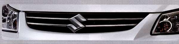 『SX4』 純正 YA11 YB11 フロントグリル パーツ スズキ純正部品 メッキ 飾り カスタム エアロ オプション アクセサリー 用品