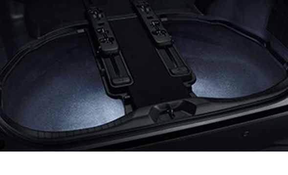 『ヴェルファイア』 純正 GGH30W ラゲージアンダーBOXライト パーツ トヨタ純正部品 ラゲージトレイ 荷室トレイ ラゲッジ vellfire オプション アクセサリー 用品