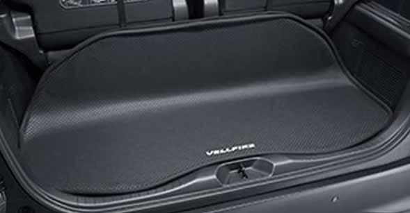 『ヴェルファイア』 純正 GGH30W ラゲージソフトトレイ パーツ トヨタ純正部品 vellfire オプション アクセサリー 用品