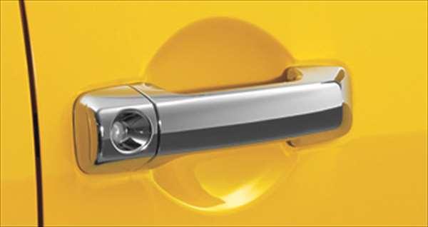 『FJクルーザー』 純正 GSJ15 メッキドアアウターハンドル パーツ トヨタ純正部品 fjcruiser オプション アクセサリー 用品