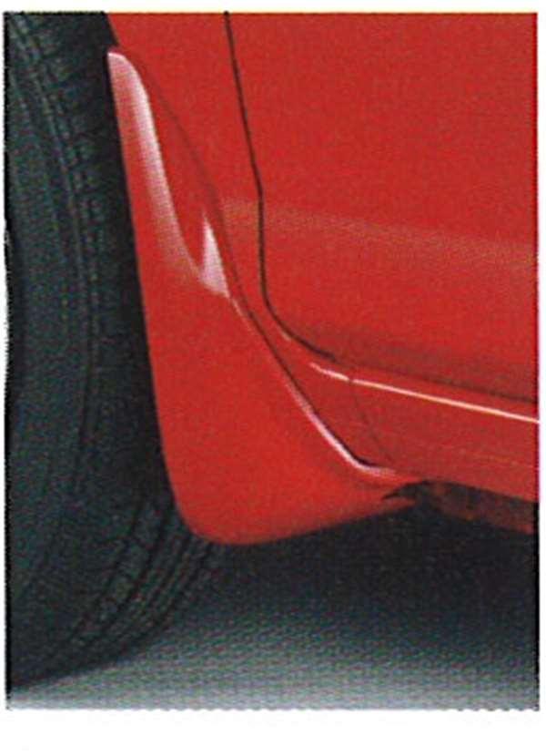 マッドガード(カラードタイプ フロント/リアセット 左右セット) 08P00-SAA-0V0A フィット GD3 GD4
