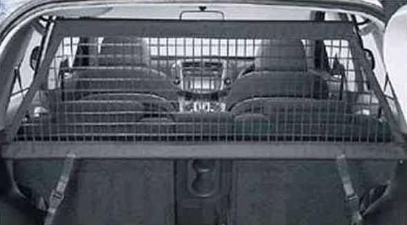 『ラヴ4』 純正 ACA31 ACA36 セパレーションネット パーツ トヨタ純正部品 rav4 オプション アクセサリー 用品