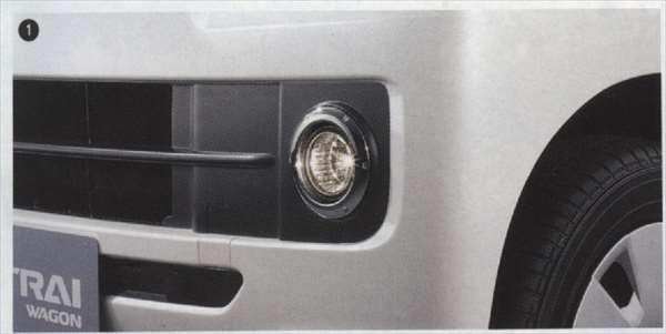 ハロゲンフォグランプ アトレー S321G S331G