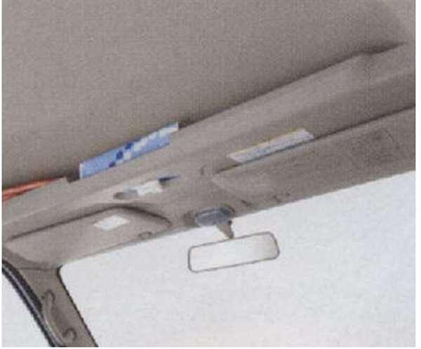 『アトレー』 純正 S321G S331G オーバーヘッドシェルフ パーツ ダイハツ純正部品 atrai オプション アクセサリー 用品