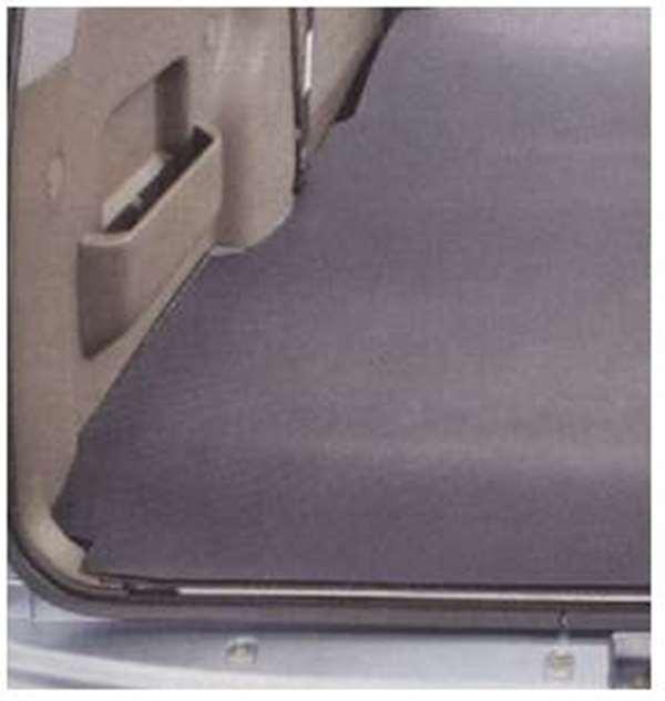 『アトレー』 純正 S321G S331G 荷室マット 3mm パーツ ダイハツ純正部品 ラゲッジマット ラゲージマット 滑り止め atrai オプション アクセサリー 用品