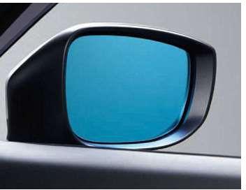 『CX-5』 純正 KFEP KF5P KF2P ブルーミラー(親水) ※ブラインド・スポット・モニタリング付車用 パーツ マツダ純正部品 親水 視界 雨 オプション アクセサリー 用品