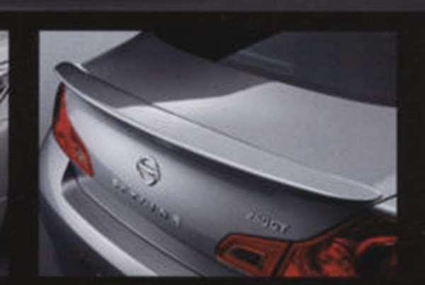 『スカイライン』 純正 kv36 v36 nv36 リヤスポイラー カメラ付車用 パーツ 日産純正部品 ルーフスポイラー リアスポイラー SKYLINE オプション アクセサリー 用品