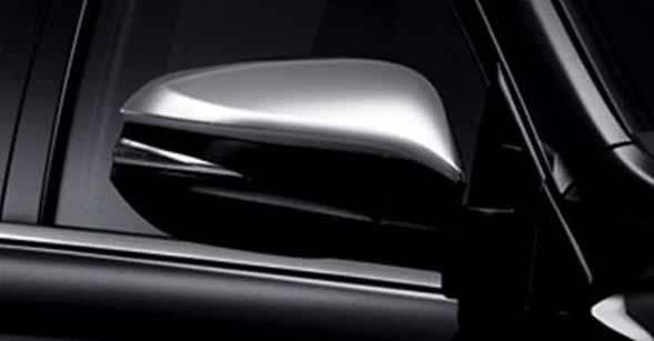 『ハリアー』 純正 AVU65W メッキドアミラーカバー パーツ トヨタ純正部品 サイドミラーカバー カスタム harrier オプション アクセサリー 用品