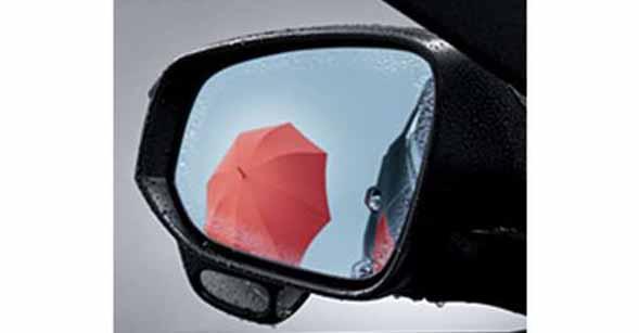 『ハリアー』 純正 AVU65W レインクリアリングブルーミラー パーツ トヨタ純正部品 harrier オプション アクセサリー 用品
