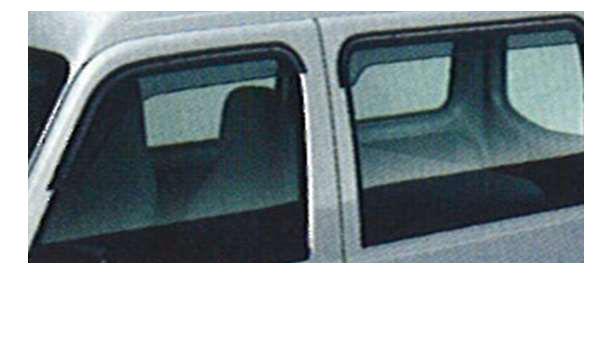 『サンバー』 純正 TW1 TW2 TV1 TV2 TT1 TT2 ドアバイザー(レギュラー) フロント・リヤ パーツ スバル純正部品 サイドバイザー 雨よけ 雨除け sambar オプション アクセサリー 用品
