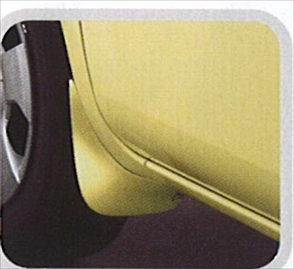 『シエンタ』 純正 NCP85 マッドガード1台分セット パーツ トヨタ純正部品 sienta オプション アクセサリー 用品