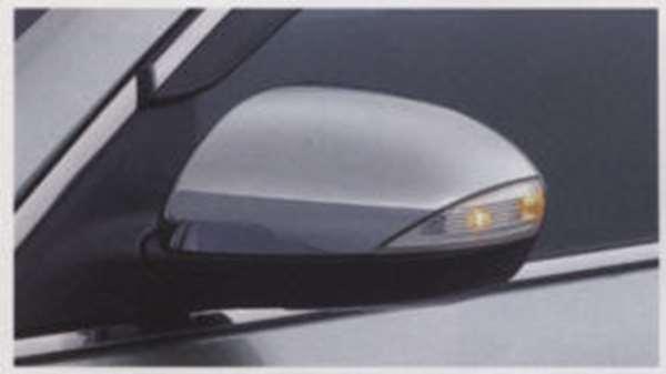 『アテンザ』 純正 GHEFP GH5FP GH5AP ドアミラーガーニッシュ(メッキ) 左右セット パーツ マツダ純正部品 ドアミラーカバー サイドミラーカバー atenza オプション アクセサリー 用品