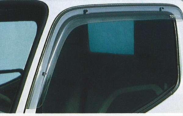 『トヨエース』 純正 KDY220 サイドバイザー ベーシック(2マイ) トヨエースtoyoace kdy220 パーツ トヨタ純正部品 ドアバイザー 雨よけ 雨除け toyoace オプション アクセサリー 用品