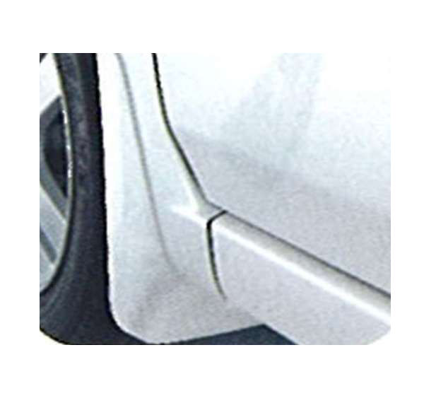 『ワゴンR』 純正 MH21 マッドフラップセット パーツ スズキ純正部品 マッドガード マットガード 泥よけ wagonr オプション アクセサリー 用品