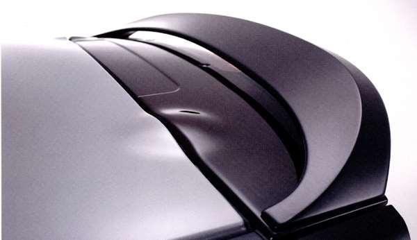 『アイ』 純正 HA1W 大型ルーフスポイラー パーツ 三菱純正部品 オプション アクセサリー 用品