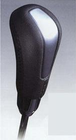 革巻シフトノブ セルボ HG21S