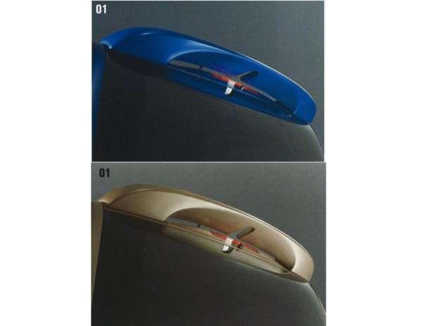 『ランサーエボリューションVIII』 純正 GH-CT9A エンジンフード・フィンパネル パーツ 三菱純正部品 LANCER オプション アクセサリー 用品