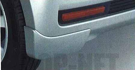 マッドガード(カスタム用・リヤ) 08412-K2002-D5 ムーヴ L175S