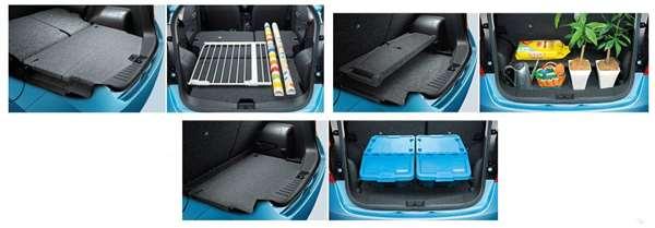 『ノート』 純正 E12 マルチラゲッジボード HRWV0 パーツ 日産純正部品 NOTE オプション アクセサリー 用品