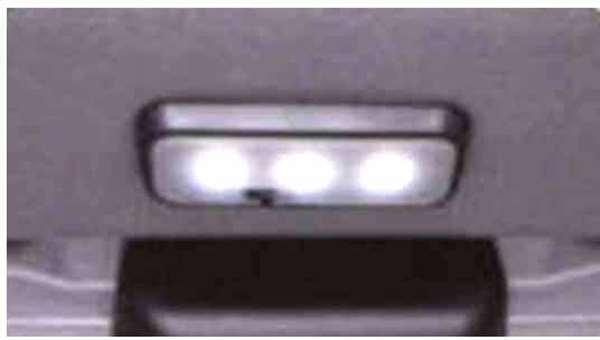ラゲッジルームランプ(ホワイトLED) アルト HA25S