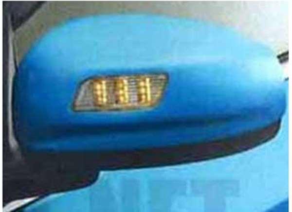 『ブルーバード シルフィー』 純正 G11 KG11 NG11 ウインカー付ドアミラーカバー パーツ 日産純正部品 サイドミラーカバー カスタム SYLPHY オプション アクセサリー 用品