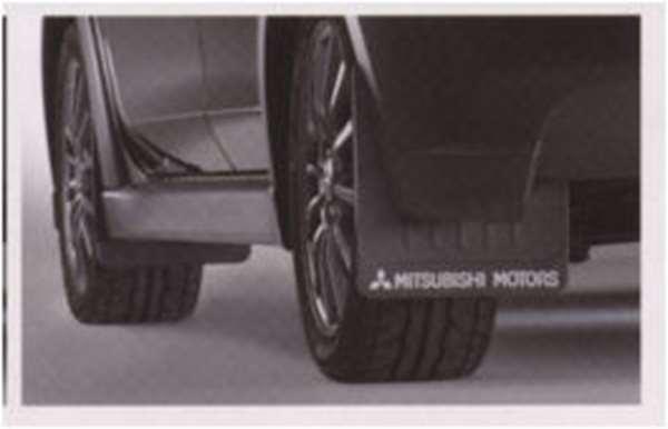 『コルト』 純正 Z21A Z21W Z23W Z27AG マッドフラップ(ブラック) パーツ 三菱純正部品 マッドガード マットガード 泥よけ COLT オプション アクセサリー 用品
