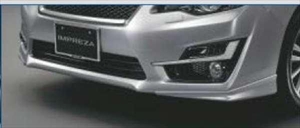 フロントバンパースカート インプレッサ GP2 スバル純正 impreza パーツ 部品 オプション