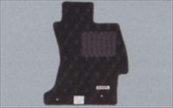 フロアカーペット 1台分3枚 フォレスター SJ5 SJG