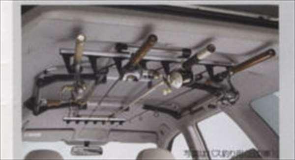 『フォレスター』 純正 SJ5 SJG ロッドホルダー(バス釣り用/一般釣り用) パーツ スバル純正部品 Forester オプション アクセサリー 用品