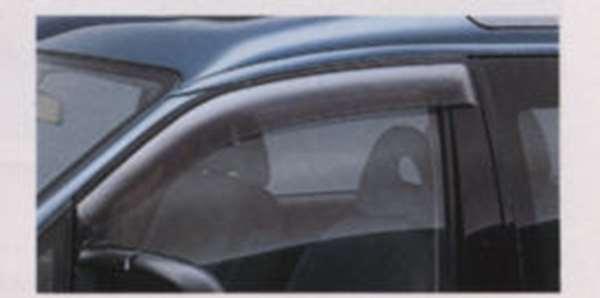 『デリカスペースギア』 純正 PD6W L型バイザー パーツ 三菱純正部品 DELICA オプション アクセサリー 用品