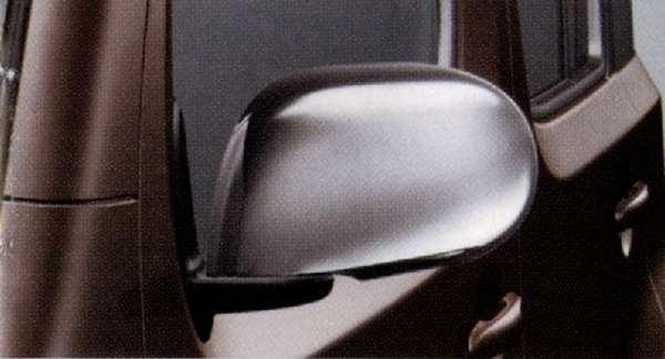 メッキ ドアミラーカバー(左右セット) G5ML0 キューブ Z12