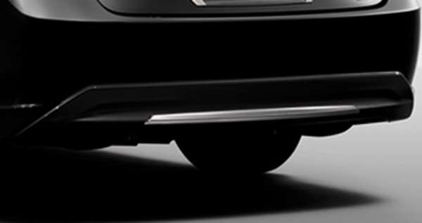 リヤバンパーガーニッシュ タイプA クラウンアスリート AWS210 トヨタ純正 エアロパーツ パネル カスタム crown パーツ 部品 オプション
