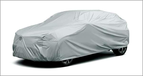 『C-HR』 純正 ZYX10 NGX50 カーカバー(防炎タイプ) パーツ トヨタ純正部品 ボディカバー ボディーカバー 車体カバー防火 耐熱 オプション アクセサリー 用品