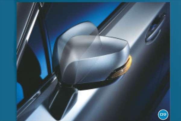 『レガシィ』 純正 BN9 ドアミラーオートシステム パーツ スバル純正部品 オートリトラクタブルミラー ドアミラー自動格納 駐車連動 legacy オプション アクセサリー 用品