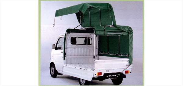 ウイング幌 キャリイ DA63T DA65T スズキ純正 ホロ トラック幌 carry パーツ 部品 オプション